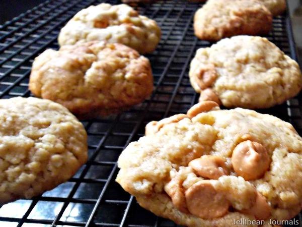 brown butter butterscotch chip cookies