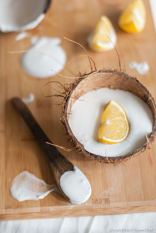 coconut lemon sorbet 3