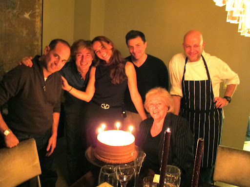 My friends are incredible people. These are the birthday Scorpios! From L to R: Mike, Marco, Biamante, John, Egi and Chef Pierre.