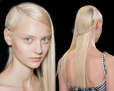 hair trends 2013 long blonde braid