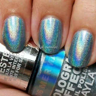 Layla Hologram Effect Mermaid Spell 5