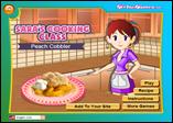Sara's Cooking Class: Peach Cobbler