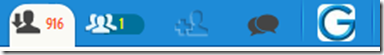 Volunia icone social