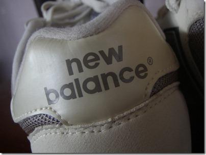 new balance in beige