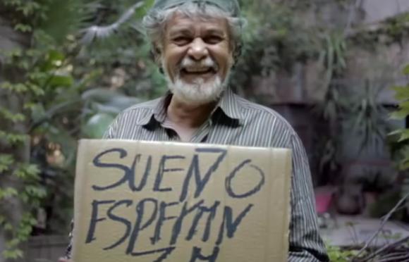 Homeless font