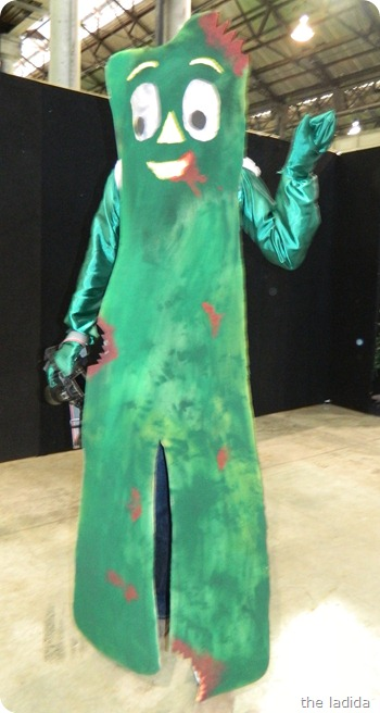 Animania Cosplay - Zombie Gumby