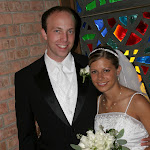 Our Wedding on August 13th, 2005