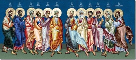 Os doze apostolos