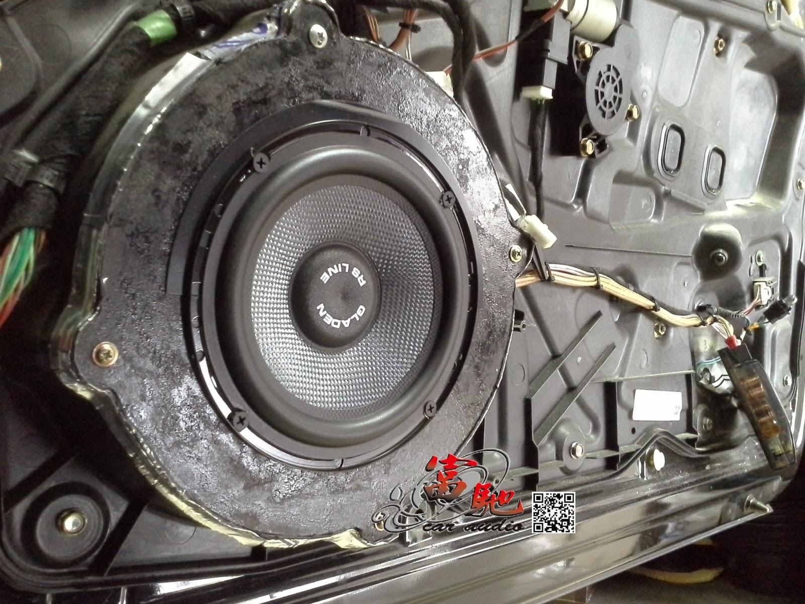 富馳汽車音響: 馬自達 RX8 汽車音響改裝 富馳汽車音響 多媒體影音主機/車用進口喇叭/發燒線