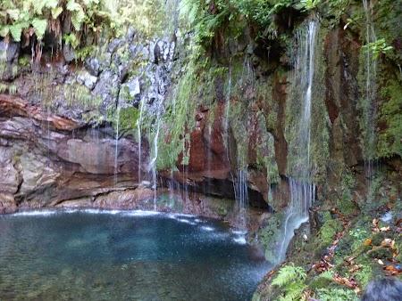 Revelion 2014:  Lac cu izvoare in Madeira