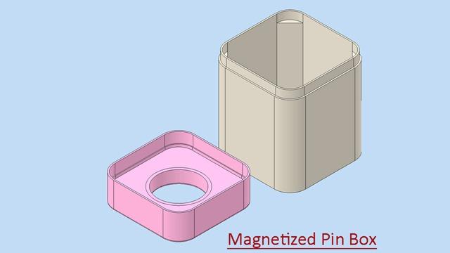 Magnetized Pin Box_2