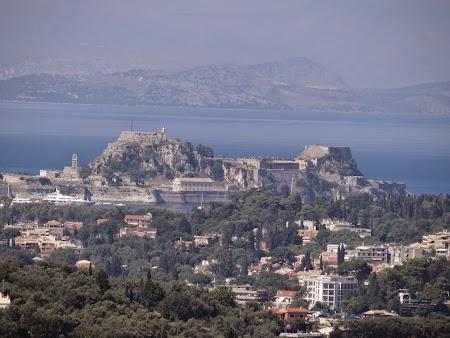 30. Vechia fortareata - Corfu.JPG