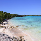 Crystal Clear Water on the Sands at Easo - Lifou, New Caledonia