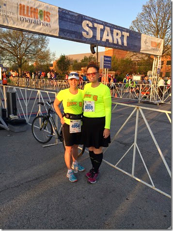 2014, 04-26 Christie Clinic Illinois Half Marathon (2)