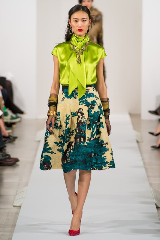 oscar-de-la-renta-galliano-fall-2013-26