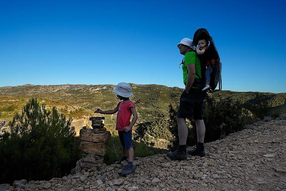 Camí del grau del Rebull.Xarxa de Camins del PrioratLa Bisbal de Falset, Priorat, Tarragona