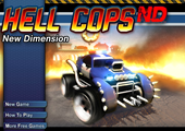 Hell cops-New dimension