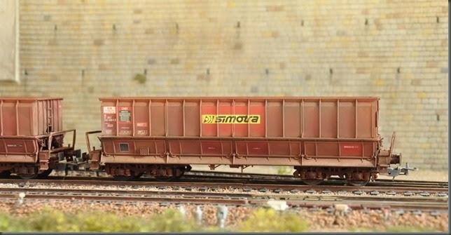 Minéraliers LSM 018 M