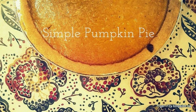 For the sweet tooth, here is the perfect homemade pumpkin pie recipe. It's easy to make and even better to eat. Buy the crust, make the mix, pop it in the oven and go! Click to read more or pin and save for later.