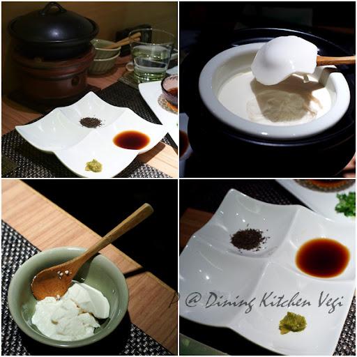 萬來鍋自家豆腐 @ Dining Kitchen Vegi
