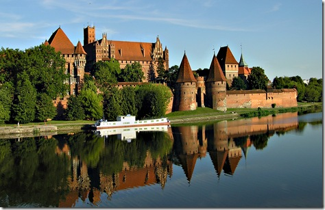 Gdansk-Castelul Malbork