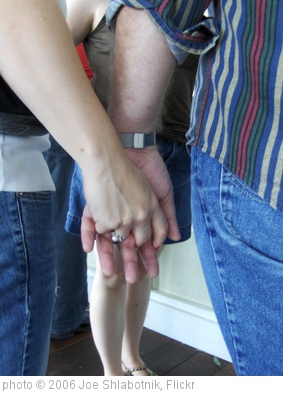 'Holding Hands' photo (c) 2006, Joe Shlabotnik - license: http://creativecommons.org/licenses/by/2.0/