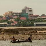 Boeung Kak Lake, au nord de Phnom Penh