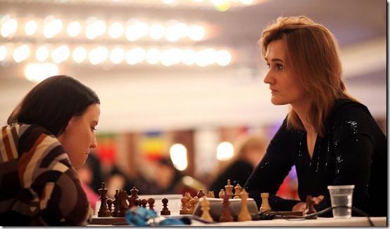GM Cmilyte Viktorija, Lithuania vs WGM Jolanta Zawadzka