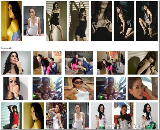 Foto Hot Seksi Nikita Mirzani Terbaru Paling Anyar 2012 beredar bugil dan telanjang dada