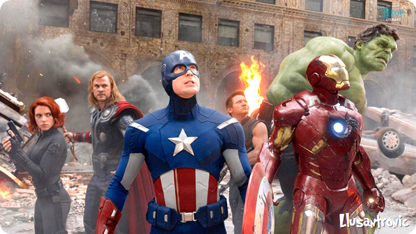 Marvel Studio ya pone fechas para la segunda fase de su Universo Cinematográfico