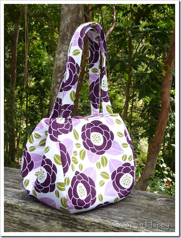 Tulip purse back