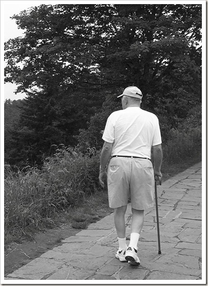 dad.walk