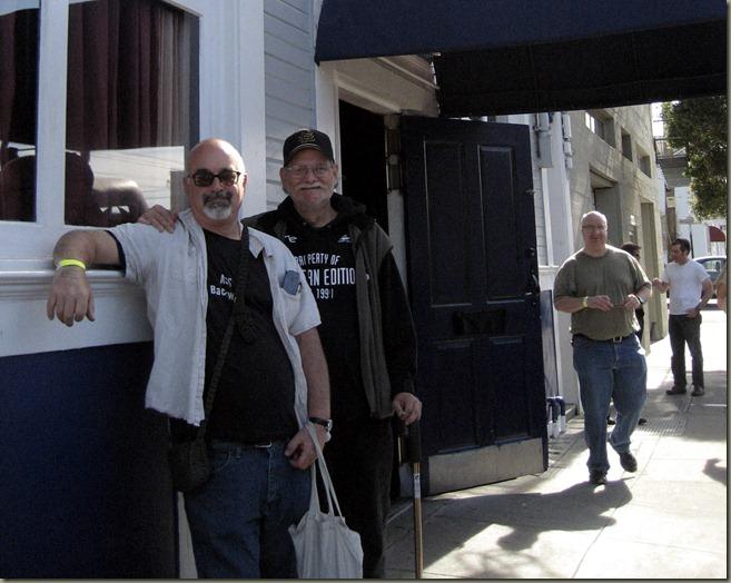 Bruce & Larry