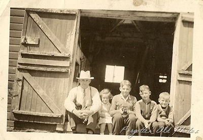 Harry Nordstrom Family Dassel MN