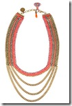 Venessa Arizaga Sunrise Necklace