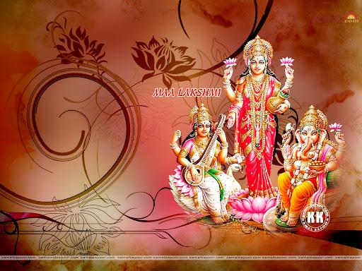 wallpaper, Indian God Wallpapers of Maa Lakshmi , Sri Maa Lakshmi ji ...
