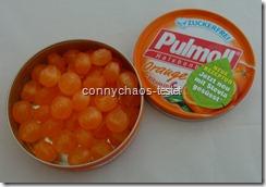 Pulmoll Orange mit Stevia
