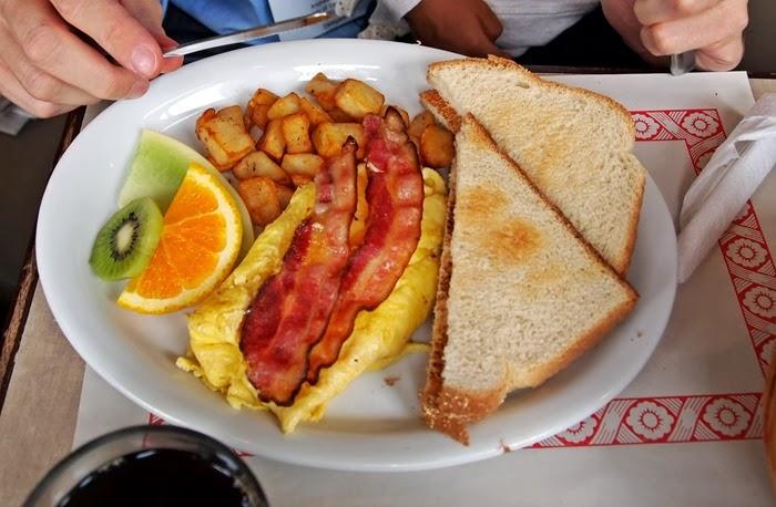 breakfast in motreal