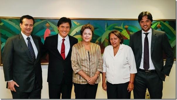 Audiência com Presidente Dilma 01