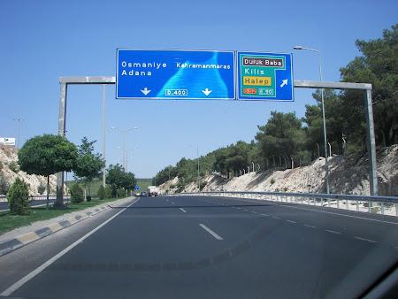 Obiective turistice Turcia: drumul spre Alep