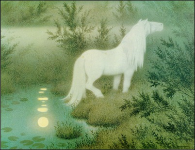 the brook horse