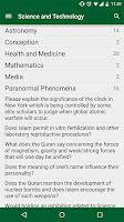 Screenshot of Ask Islam