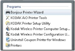 software printers