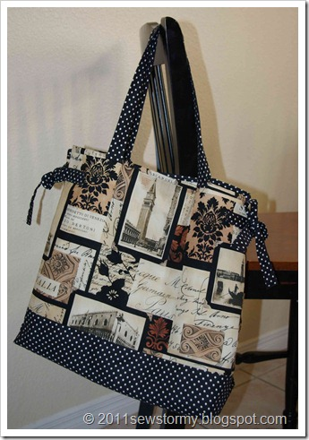 French tote bag 2