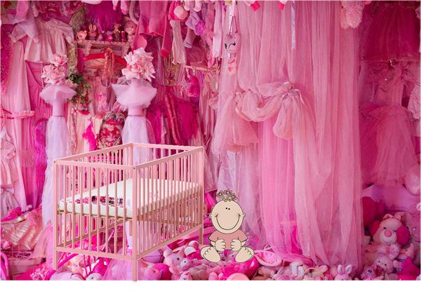 pink explosion nursery
