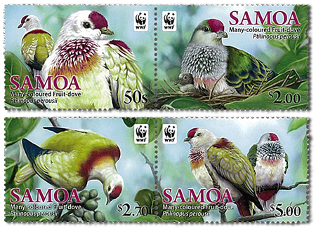 Fruit-dove-stamp-set