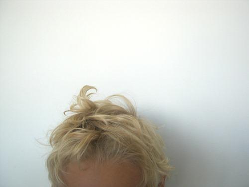 blonde fuzz