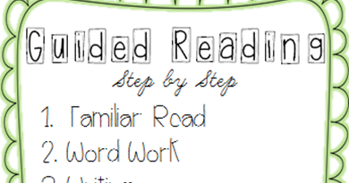 how to do guided reading