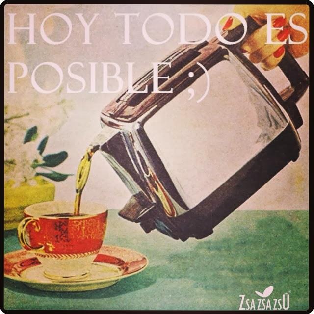 HOY TODO ES POSIBLE