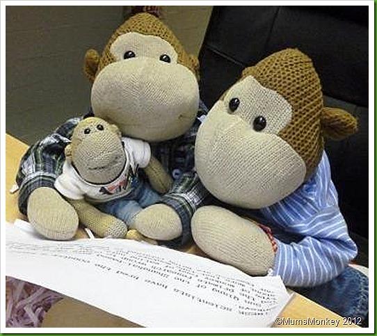 Monkey Nuts.